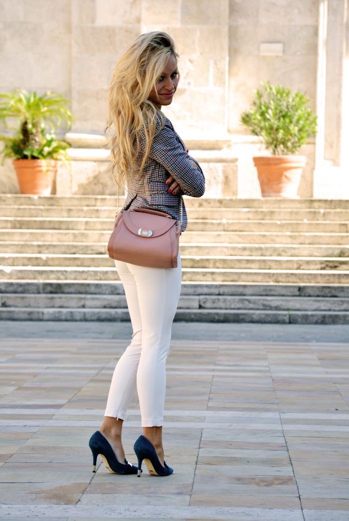 Chloé bag and Menbur collection shoes - outfit fall 2013 italian fashion blogger It-Girl by Eleonora Petrella