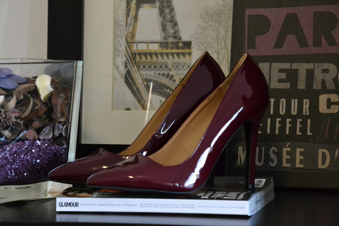 Shopping fall 13 Zara pumps - fashion blogger It-Girl by Eleonora Petrella