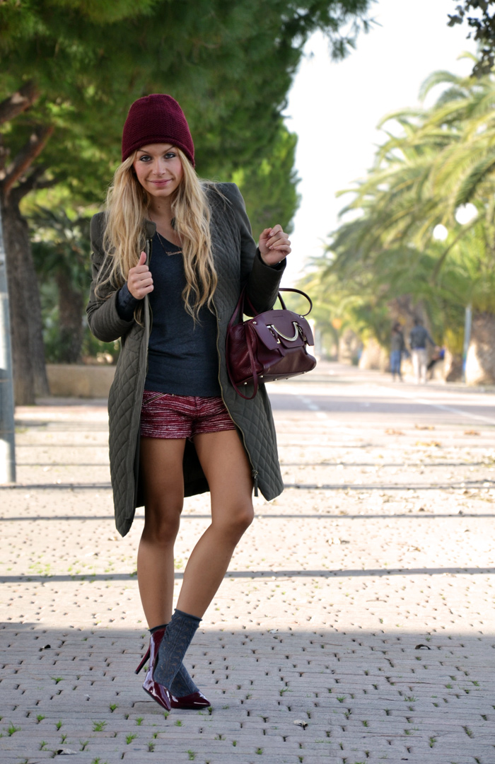 Collana con nome, collana personalizzata, Zara coat fall winter 2013, cappotti Zara autunno inverno 2013, borse Coccinelle - outfit italian fashion blogger It-Girl by Eleonora Petrella