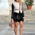 <!--:it-->Black feather skirt<!--:-->