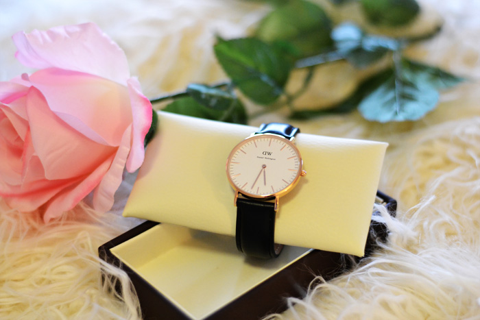 Daniel Wellington women watches Classic Sheffield Lady - italian fashion blogger It-Girl by Eleonora Petrella