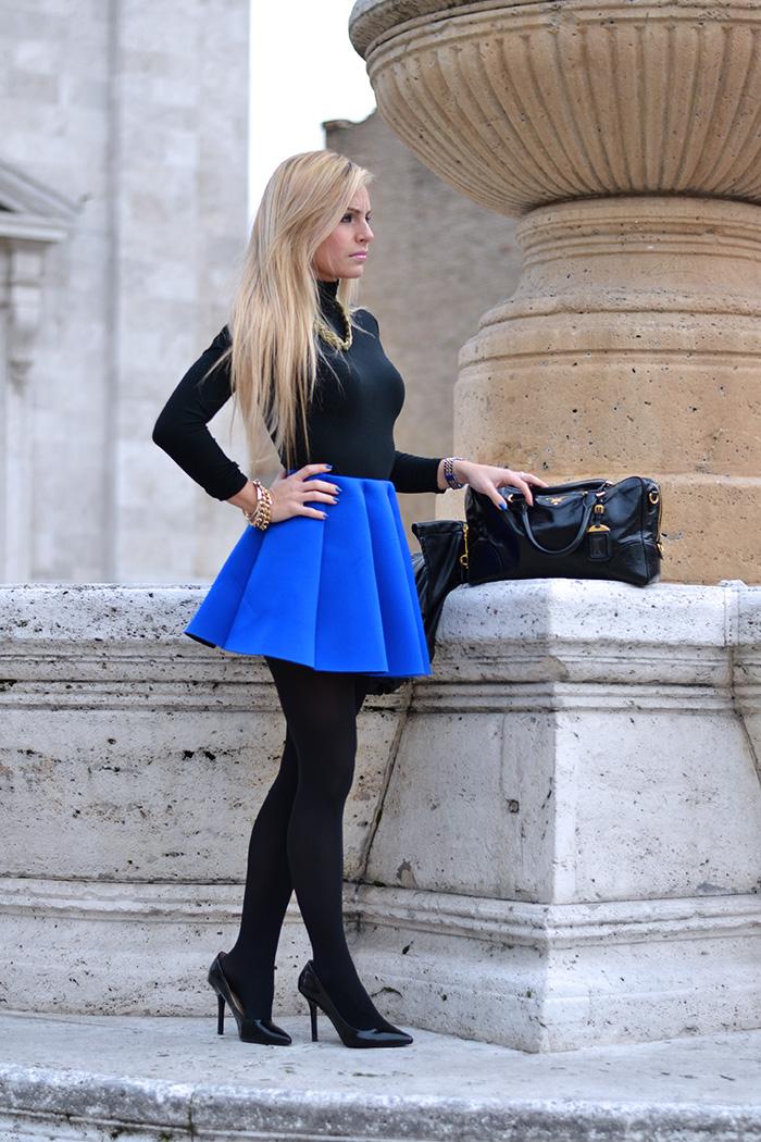 Outfit italian fashion blogger winter 2014 Archivi