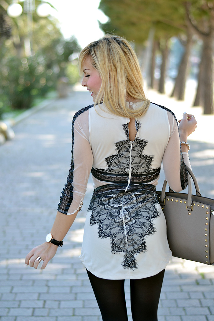 : Lol jewels bracciali fashion blogger, Sheinside dresses, party elegant dress – outfit chic Italian fashion blogger It-Girl by Eleonora Petrella
