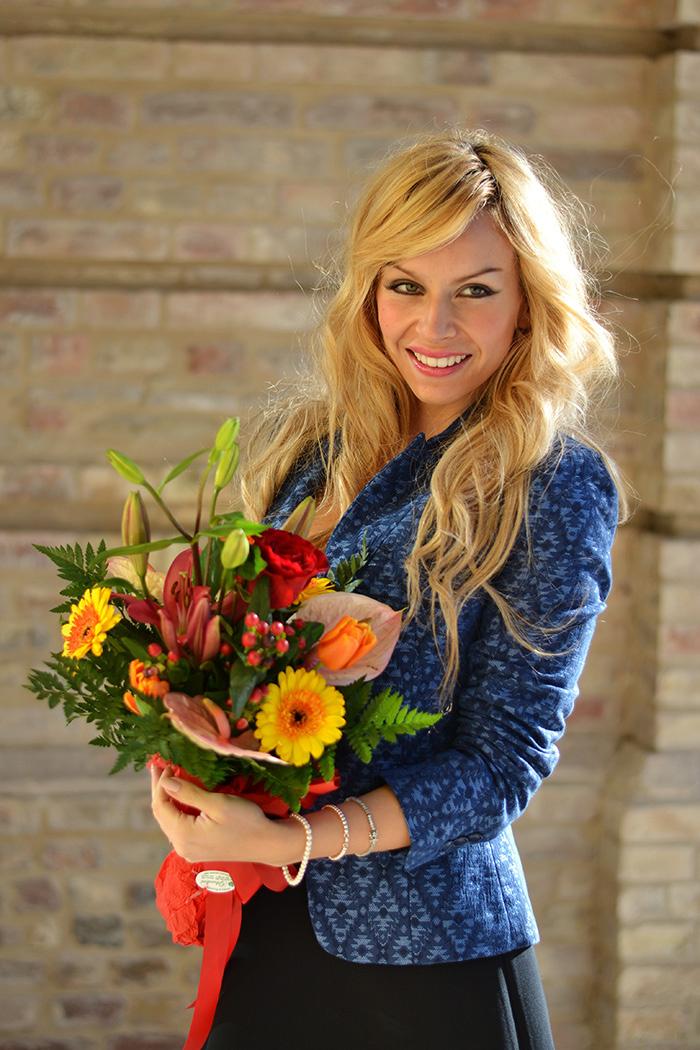 Come vestirsi alla laurea look, idee outfit laurea, Zara vestiti primavera estate 2014 – Italian fashion blogger It-Girl by Eleonora Petrella