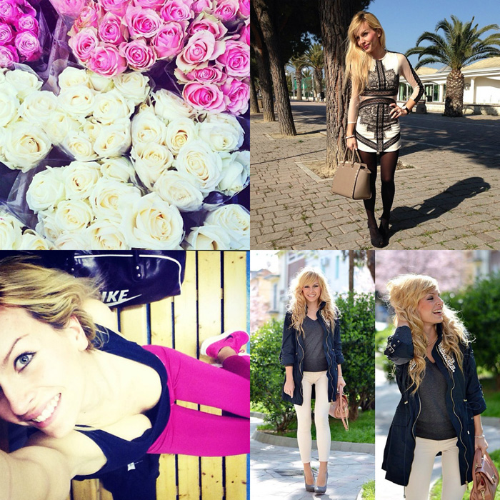 It-Girl on Instagram - fashion blog It-Girl by Eleonora Petrella