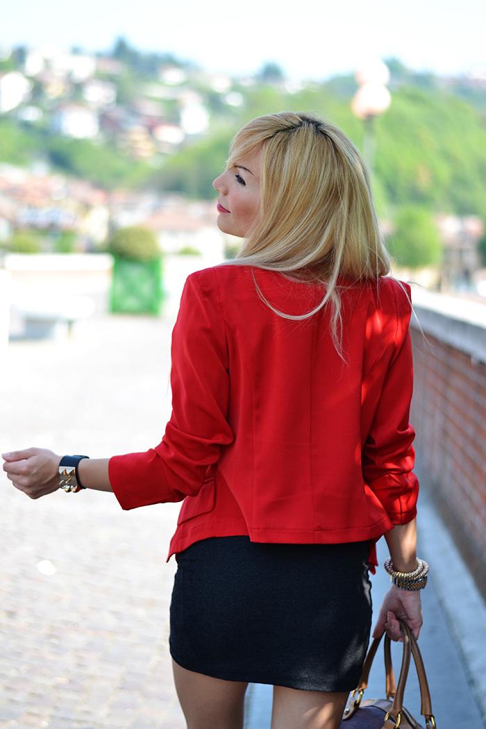 Crop top trends spring summer 2014, Zara draped skirt, outfit Converse All Star, collana con nome, Italian fashion blogger It-Girl by Eleonora Petrella