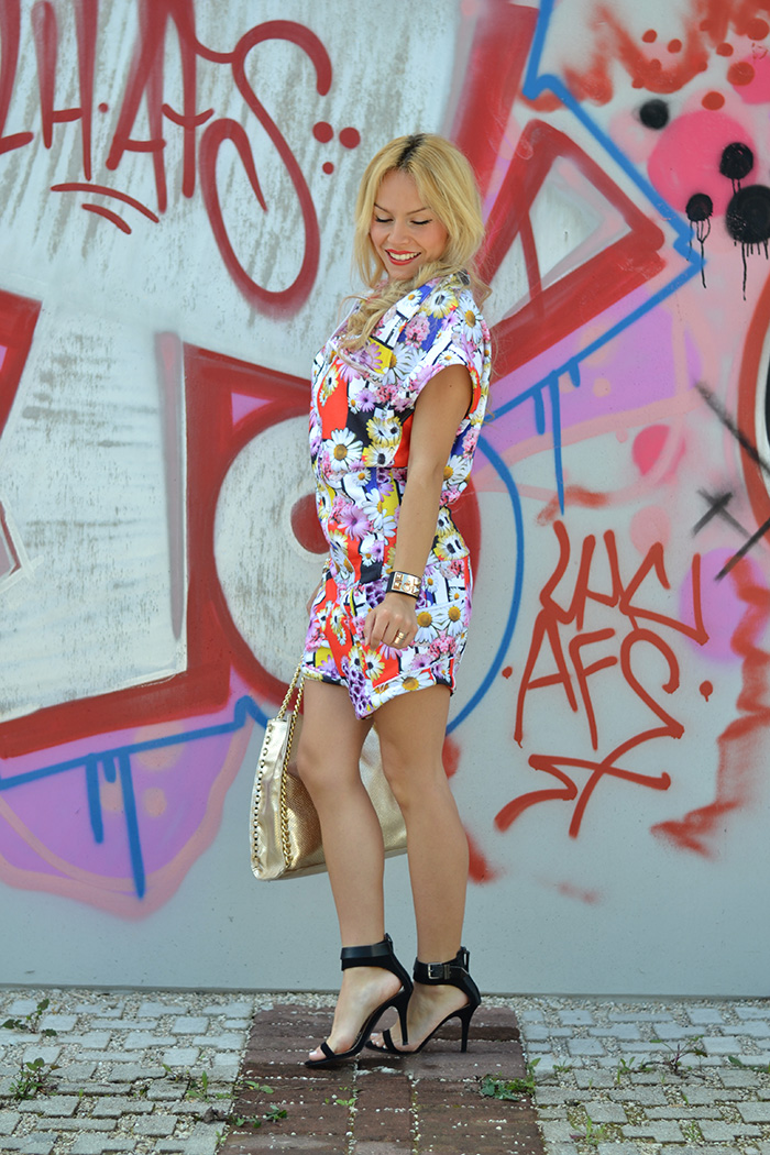 Q sixty one overalls, Q61 tute sportive colorate, Zara sandals SS 2014, Pinko bags, outfit spring 2014, idée look primavera 2013 italian fashion blogger It-Girl by Eleonora Petrella
