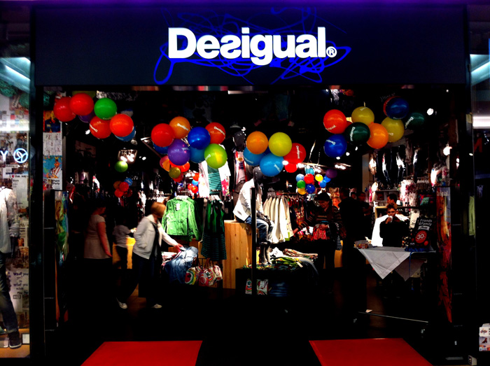 Desigual Friends and Family parti fiesta - Torino fashion blogger It-Girl by Eleonora Petrella - La vida es chula