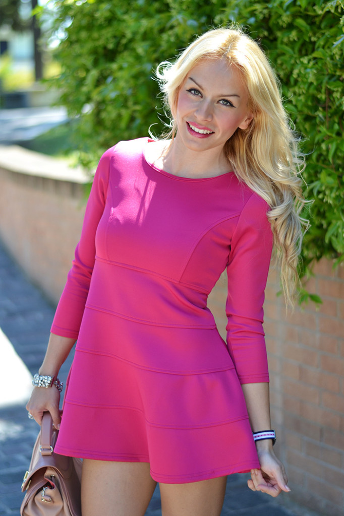 <!--:it-->Magenta Dress Kinda Day<!--:-->