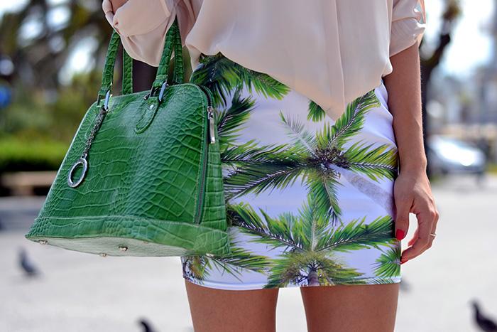Mr Gugu shop, gonne primavera estate 2014, camicia Bianca donna, Arcadia bags borse – outfit italian fashion blogger It-Girl by Eleonora Petrella