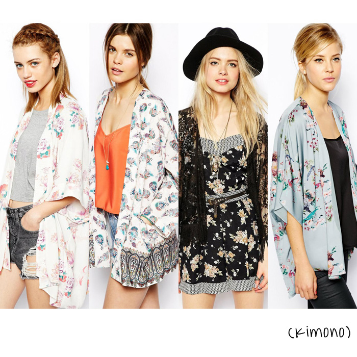 Tendenze primavera estate 2014, summer trends, Asos shop online prezzi opinioni - italian fashion blogger It-Girl by Eleonora Petrella