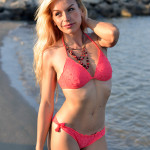 <!--:it-->The Golden hour – #goldenpoint coral bikini<!--:-->