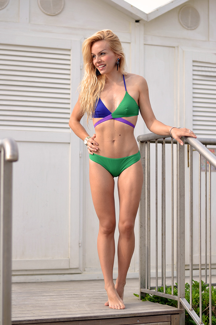 Goldenpoint bikini estate 2014, bikini girl, fitness girl, Goldenpoints4s, costumi estate 2014 - italian fashion blogger It-Girl by Eleonora Petrella