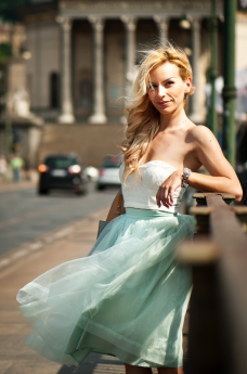 Davide Posenato fotografie, tutu skirt, Tiffany skirt, Francesco Biasia borse apertura Milano Corso Venezia opening - fashion blogger It-Girl by Eleonora Petrella