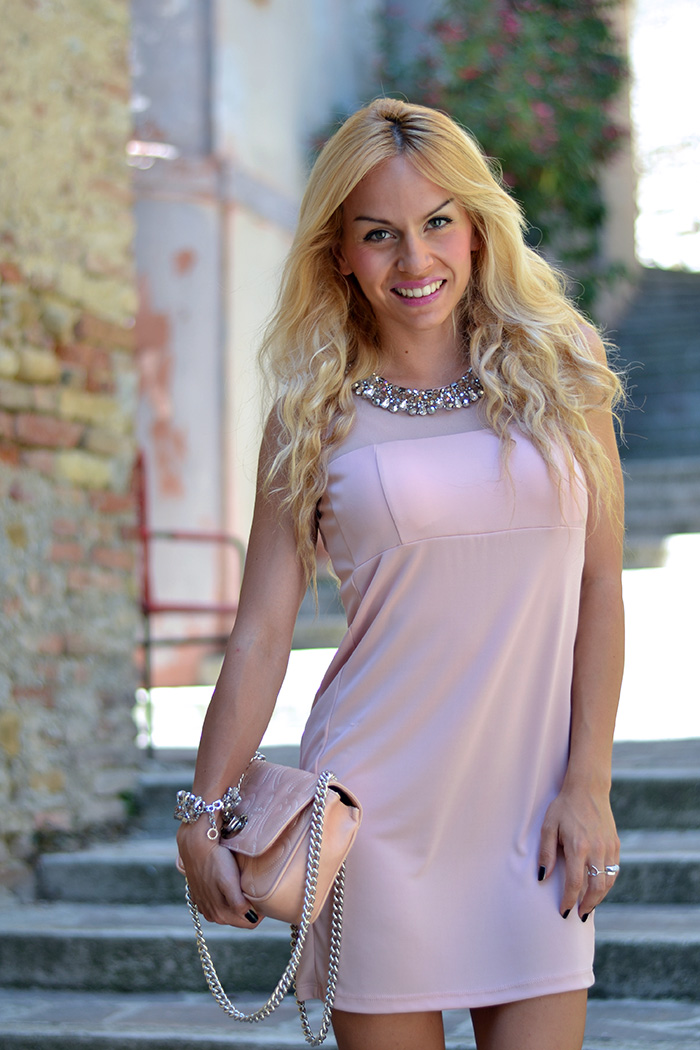 Risskio Italia, Risskio vestiti, vestiti eleganti cerimonie estate 2014, fashion dresses, outfit italian fashion blogger It-Girl by Eleonora Petrella