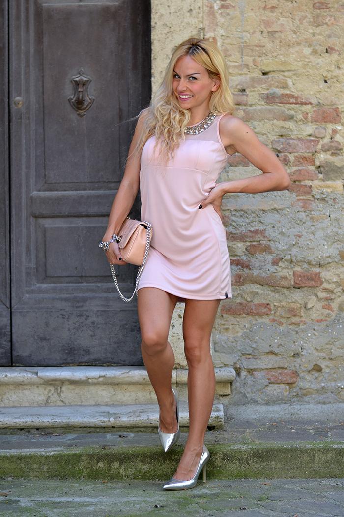 Risskio Italia, Risskio vestiti, vestiti eleganti cerimonie estate 2014, fashion dresses, outfit italian fashion blogger It-Girl by Eleonora Petrella