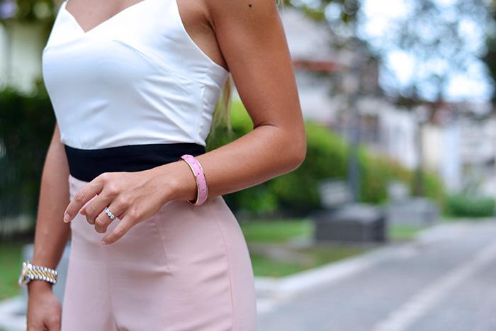 Sheinside pastel jumpsuit, monos trend, Steve Madden heels, Chloè bags - outfit Italian fashion blogger It-Girl by Eleonora Petrella