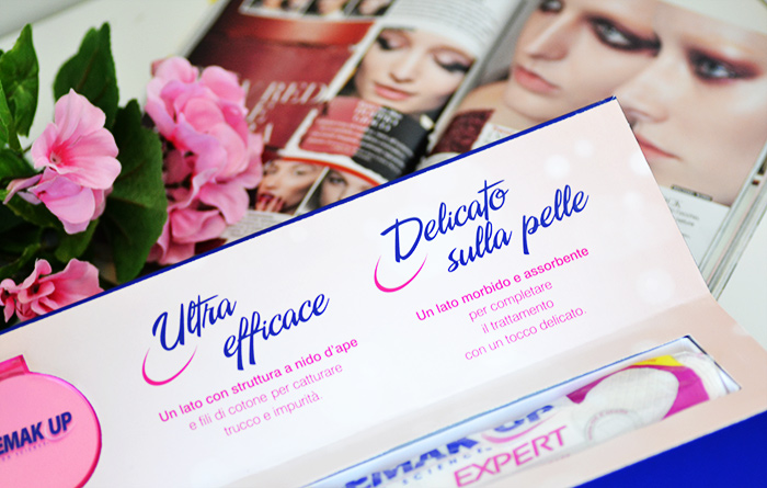 recensione Demak'Up salviette struccanti, dischetti struccanti demak up opinioni, demak up eye makeup remover – fashion beauty blogger It-Girl by Eleonora Petrella