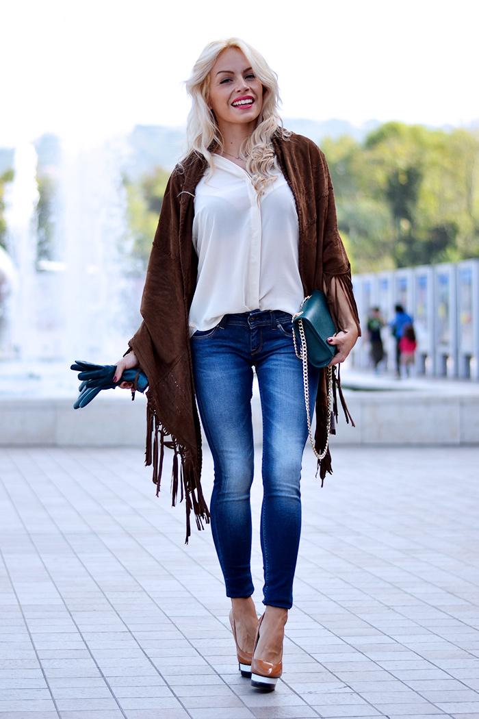 Centro commerciale Chieti Megalò negozi, negozi Pellizzari fashion blogger italiane, look autunno inverno 2014/2014, best fall looks, winter outfit ideas – It-Girl by Eleonora Petrella