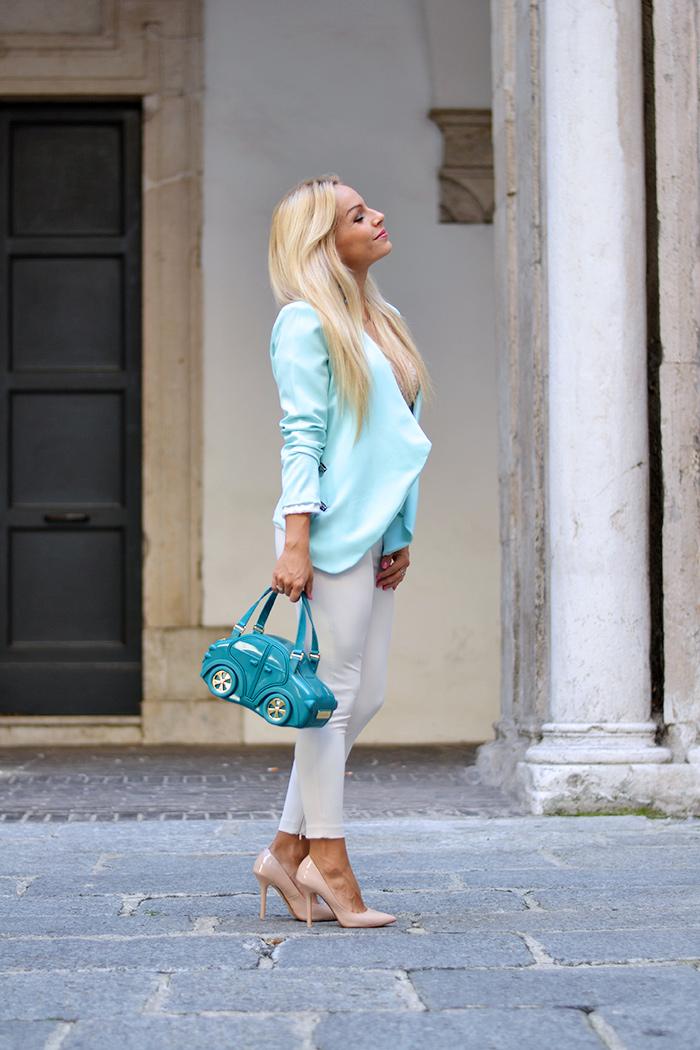 Elisabetta Franchi pantaloni, Choies online shop, Braccialini Carina Bag, borse Braccialini AI 2014-2015 - italian fashion blogger It-Girl by Eleonora Petrella