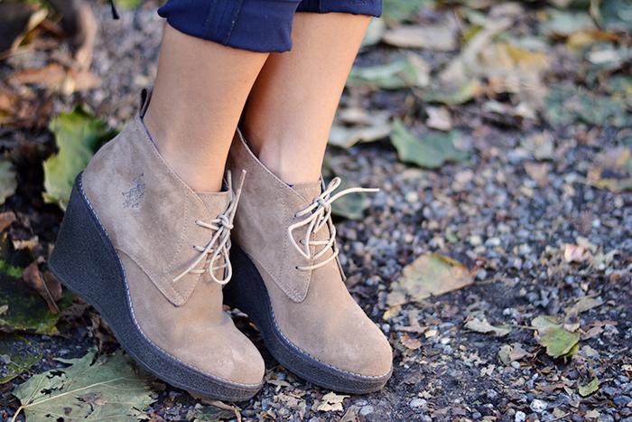 U.S. POLO ASSN shoes, scarpe Us polo italia, Miss Coquines Italia, maglioni lana inverno 2014 - fall look italian fashion blogger It-Girl by Eleonora Petrella