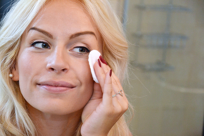 Demak up dischetti struccanti, come eliminare il trucco, pulizia del viso, detersione viso, struccarsi in maniera facile e veloce - italia fashion blogger It-Girl by Eleonora Petrella