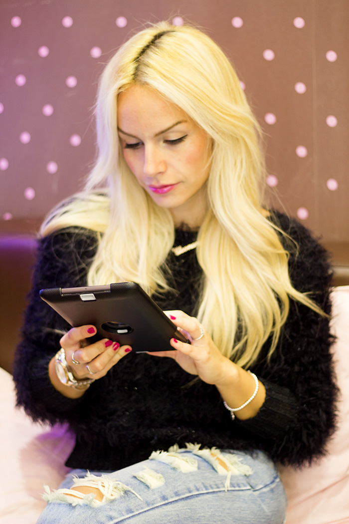 Meliconi cover tablet Ipad Iphone #digitaleverywhere - fashion blogger It-Girl by Eleonora Petrella