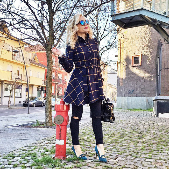 It-girl by eleonora Petrella profilo Instgram - fashion ispiration outfit ideas look