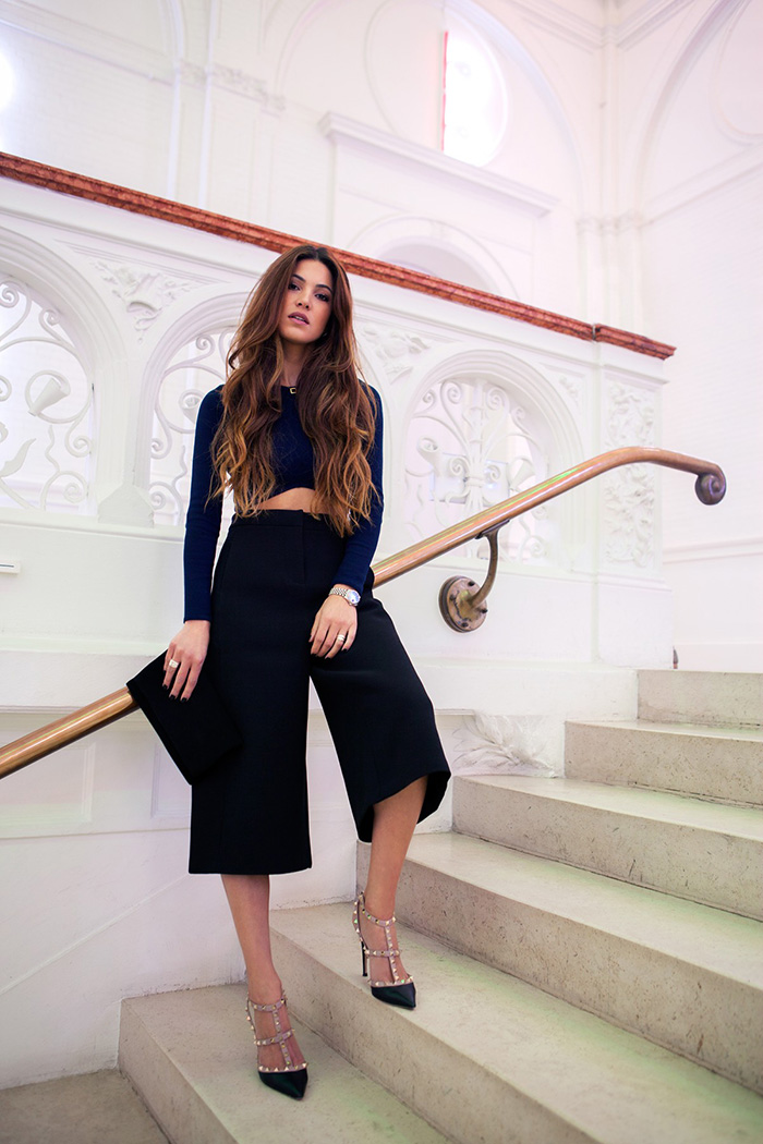 Tendenze inverno 2015 - winter 2015 trends - fashion blogger look style outfit