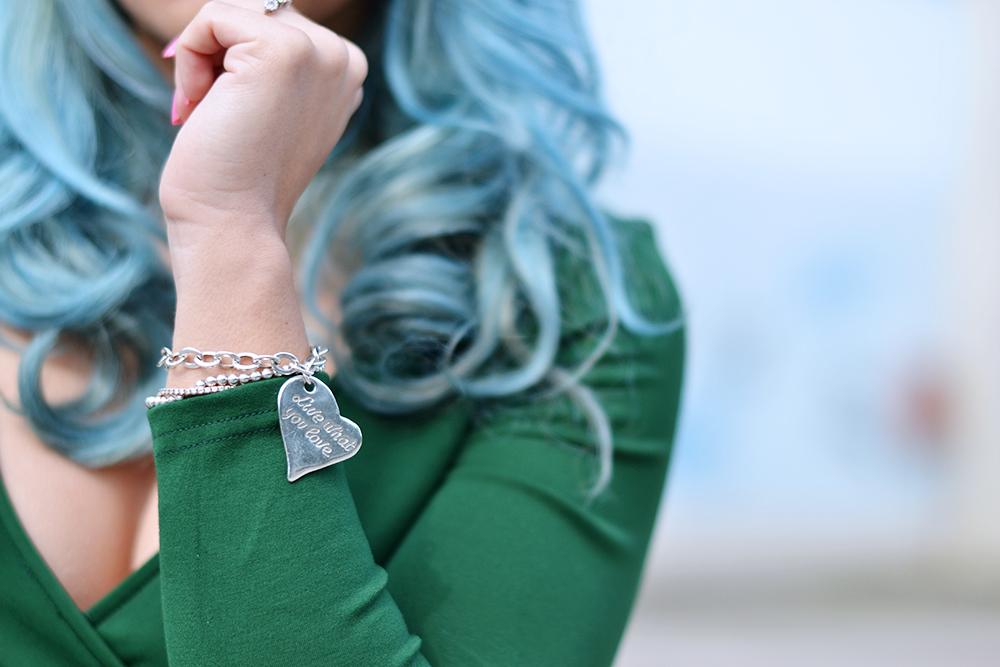 ink gioielli prezzo, bracciale personalizzato, bracciale con dedica frase, anello con nome, Ottaviani pochette, Ottaviani bijoux gioielli - outfit primavera 2015 fashion blogger It-Girl by Eleonora Petrella