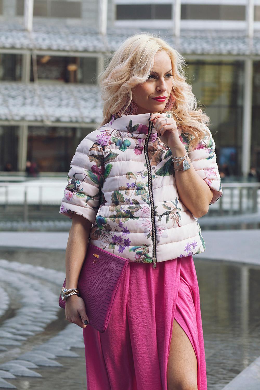 Ventifive abbigliamento, piumino centro grammi, piumini primavera estate 2015, gonne lunghe, come indossare le gonne lunghe, maxi skirt, pochette Ottaviani, Ottaviani bijoux