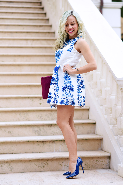 vestiti primavera/estate 2015, pumps in vernice, scarpe Motivi, Motivi Made On me, collezione Motivi PE 2015 - idee look per cerimonie It-Girl by Eleonora Petrella
