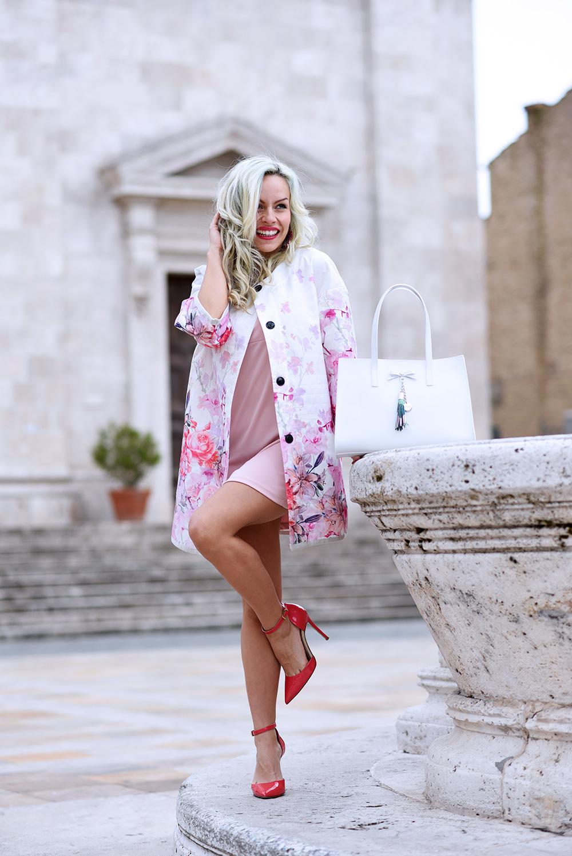 Loristella borse, borse in pelle primavera/estate 2015, Giorgia&Johns abbigliamento, come indossare il trench, spolverini per la primavera - idee look fashion blogger It-Girl by Eleonora Petrella