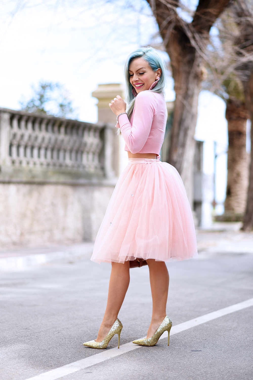 How to wear a Tutu skirt, tulle skirt, Chicwish Italia, Miss Guided h [...]</p> 			</div> 			 							<div class=