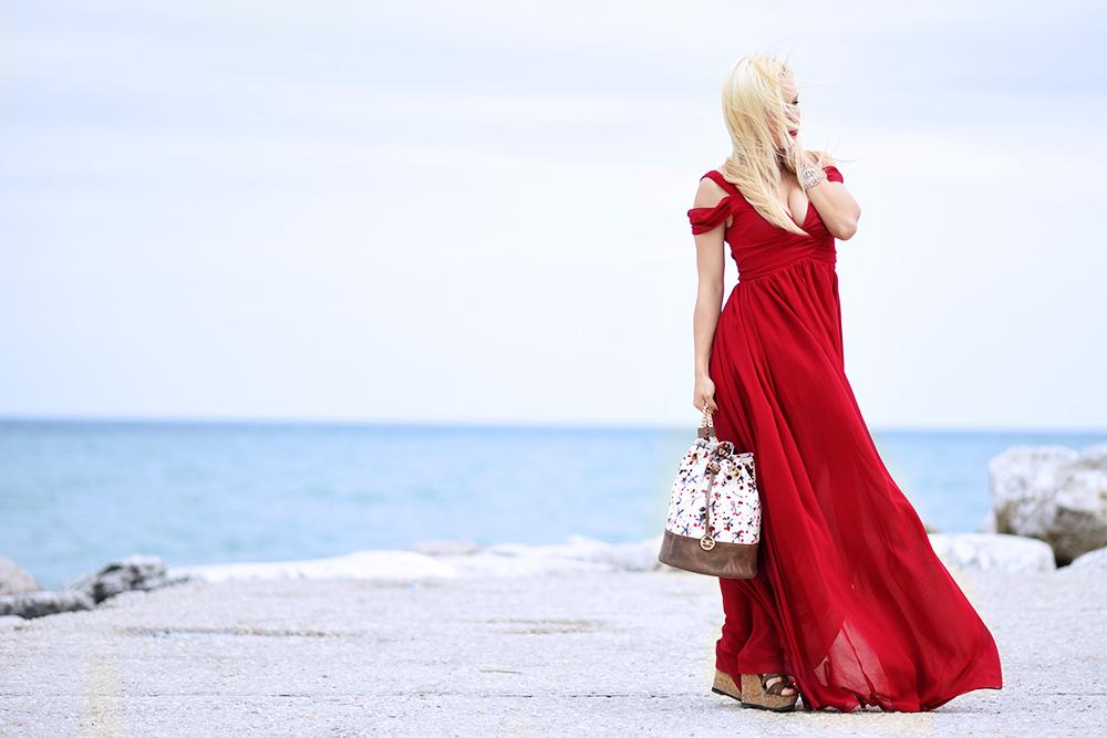 Gianni Altieri borse, Gianni Altieri prezzi, vestiti lunghi, maxi dresses, come vestirsi questa estate, abiti lunghi per cerimonie - outfit fashion blogger It-Girl by Eleonora Petrella