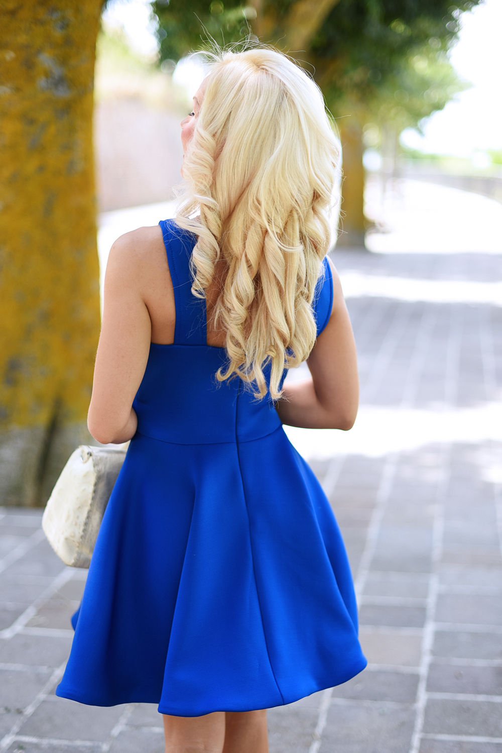 come indossare il blu, vestiti blu, vestiti Sheinside, Sheinside opinioni, Sheinside affidabile, pumps in vernice, TUUM anelli, anelli INFINITUUM prezzi – outfit summer 2015 blog It-Girl by Eleonora Petrella