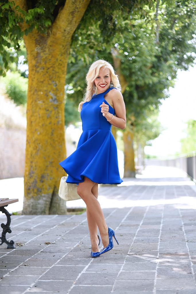 Summer in blue!