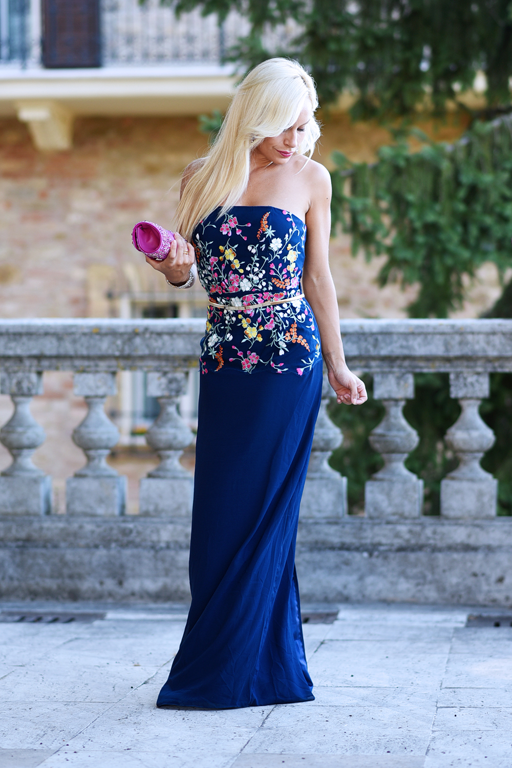 little mistress uk, vestiti little mistress, abiti eleganti, vestiti lunghi ceremonia, come vestirsi per un'occasione importante - outfit fashion blogger It-Girl by Eleonora Petrella