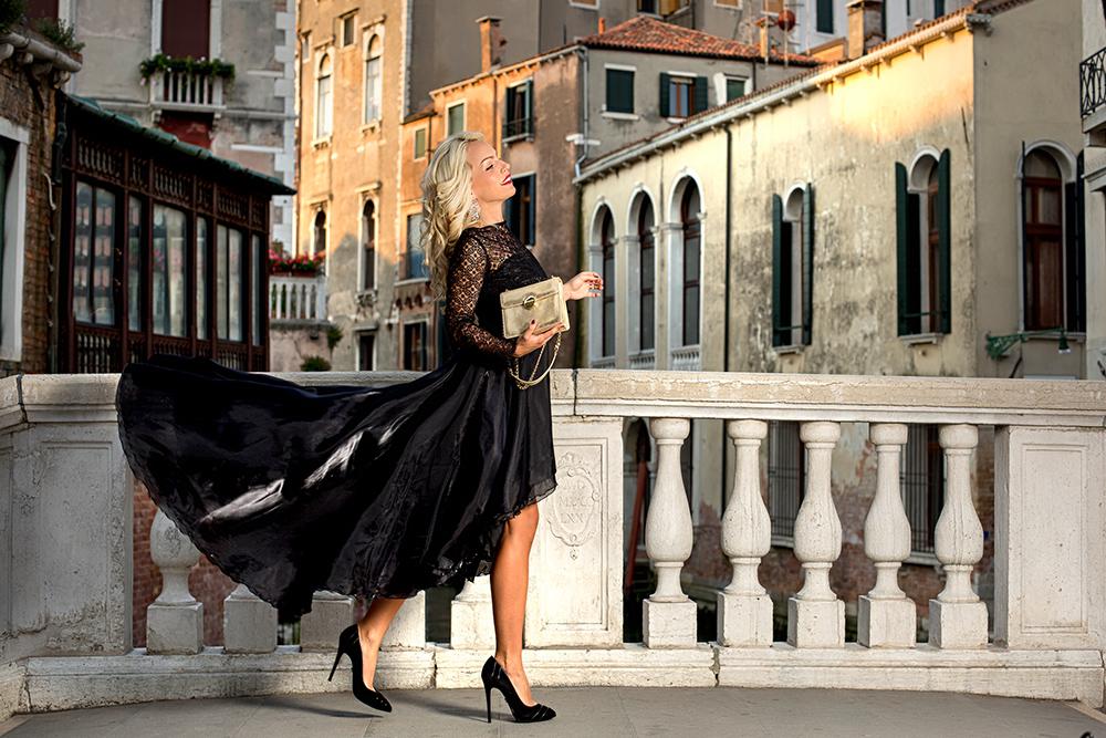 Arcadia bags, Sergio Levantesi, abiti Giovanna Nicolai, collezione autunno inverno 2015, Venezia blogger luogh [...]</p> </div>  <div class=