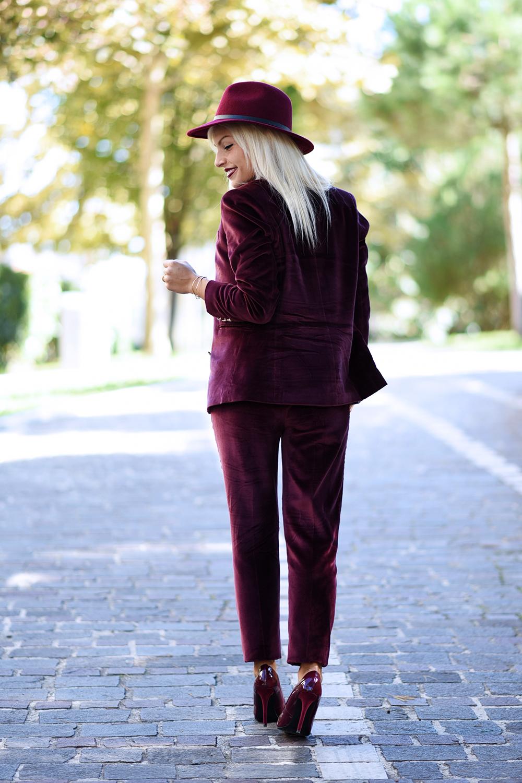 Sumissura, Abiti donna su misura, completo giacca pantalone, completi su misura, abiti personalizzati, tailleur donna autunno inverno 2015 2016 - outfit It-Girl by Eleonora Petrella