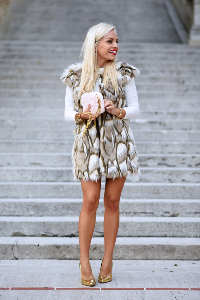 Cream colors – my fav weekend outfit idea!
