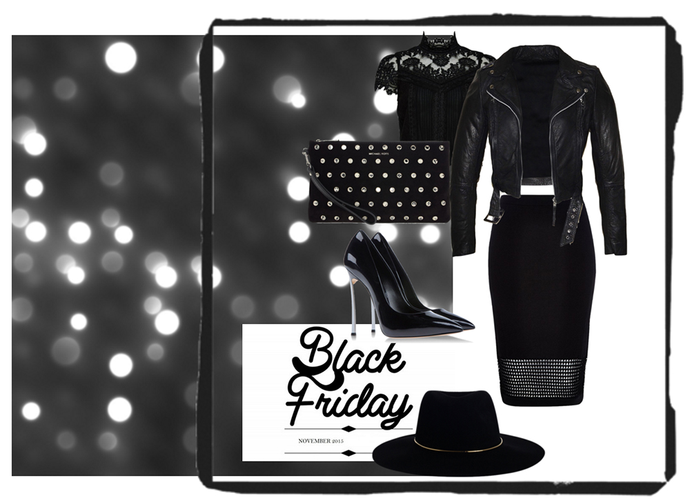 Zalando Black Friday november 2015 - fashion blog It-Girl by Eleonora Petrella