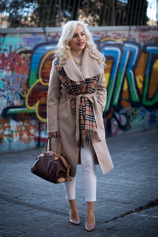 cappotto color cammello - It-Girl by Eleonora Petrella