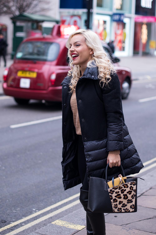 Piumino cappotto inverno 2016 - It-Girl by Eleonora Petrella