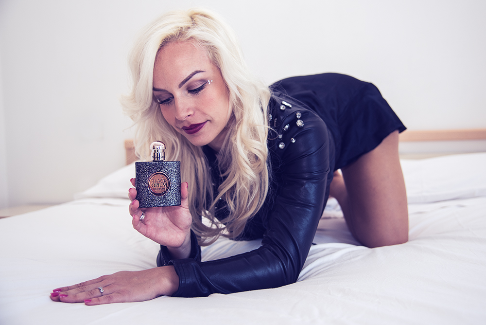 Black Opium Nuit Blanche Yves Saint Laurent - It-Girl by Eleonora Petrella