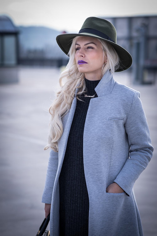 indossare il grigio - It-Girl by Eleonora Petrella