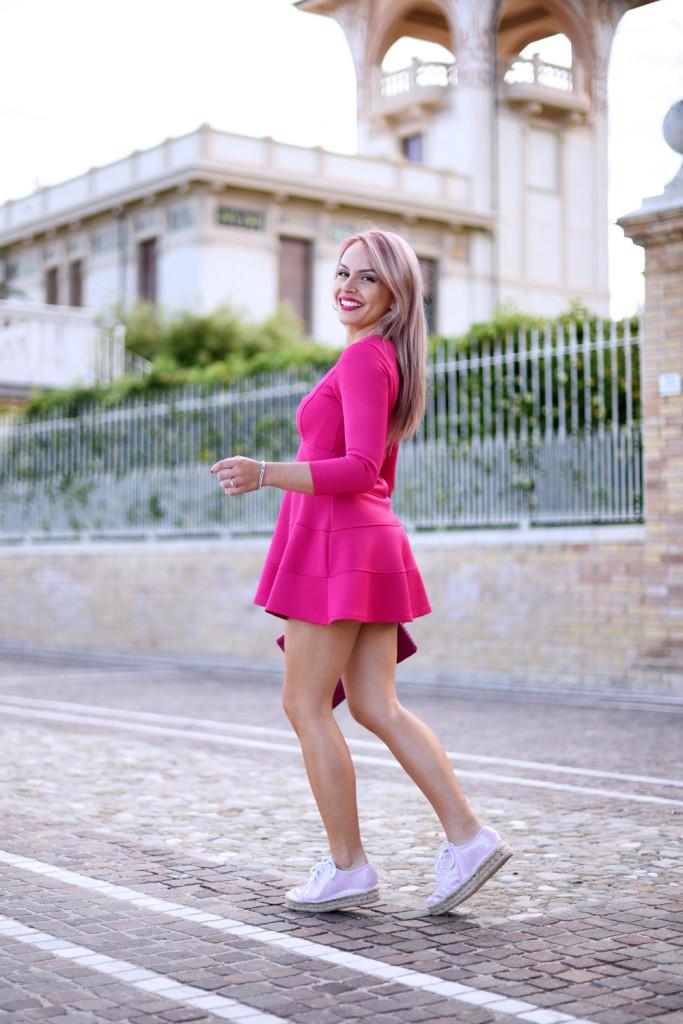 In rosa ed a cuor leggero!