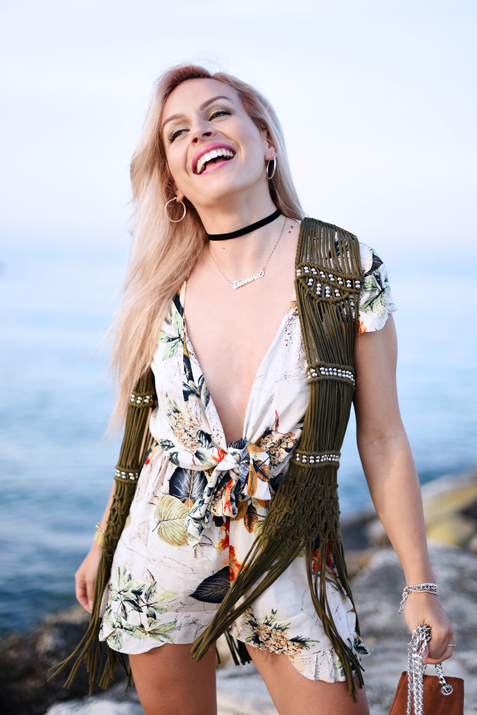 tuta corta estate 2016 - outfit fashion blogger It-Girl by Eleonora Petrella