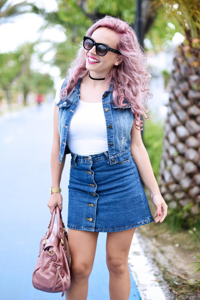 Denim total look: jeans su jeans, per me è si!