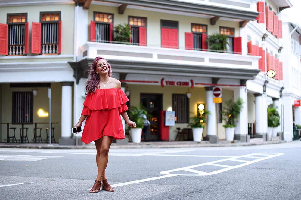 The Club hotel: ecco dove dormire a Singapore!